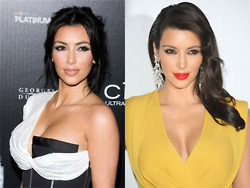 Kim Kardashian (Armenian/Dutch-Scottish)... | Mixed American Life | Scoop.it