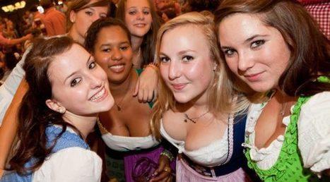Oktoberfest Girls And Assimilation | VDARE - premier news outlet for patriotic immigration reform | THE MEGAPHONE | Scoop.it