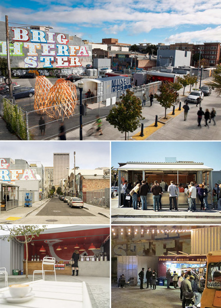 The Emergence of Container Urbanism: Places: Design Observer | Emotional Branding | Scoop.it