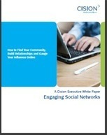 White Paper: Building Social Media Relationships and Gauging Influence | Communications Practitioner | Scoop.it