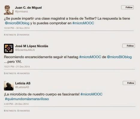 ¿Se puede dar clase vía Twitter? | microBIO | Scoop.it