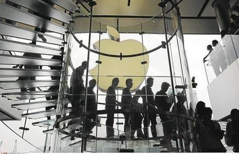 L'économie selon Apple | manager conseils | Scoop.it