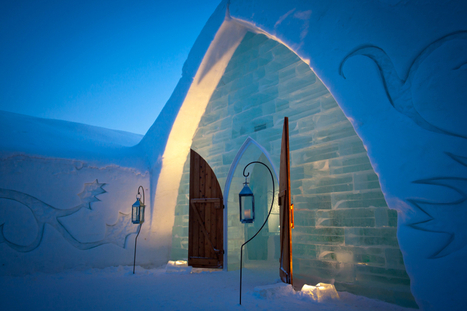 5 Unique Accommodations Around the World | | Quirky Travel and Weather | Scoop.it