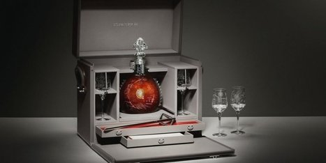 Cuir et cognac : quand le luxe habille le luxe   Le Cognac et son vignoble   Scoop.it