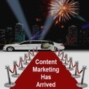 Stretch Limo To Main Street: Content Marketing Arrives | SmallBizTrends | Public Relations & Social Media Insight | Scoop.it