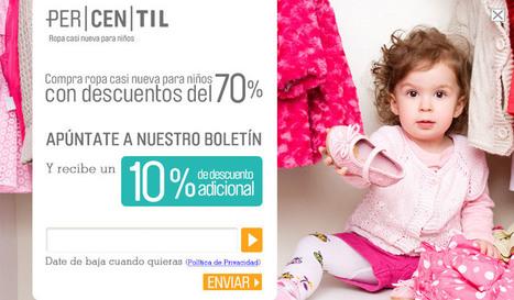 Ropa casi nueva para niños: ropa de las mejores marcas a precios de risa para tus hijos - Percentil | Madres de Día Pamplona | Scoop.it