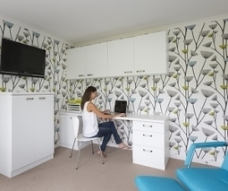 Stress-free ways to design the perfect home office   Home builders in New Zealand   Generation Homes   Scoop.it