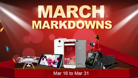 March 2015 Discounts – GearBest, GeekBuying, DX and WeTek Play | Embedded Systems News | Scoop.it