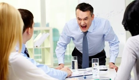 How Successful People Overcome Toxic Bosses   workplace efficiency   Scoop.it