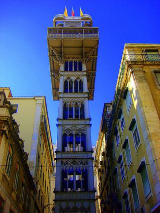 Elavador de Sta. Justa - Lisbon - Portugal | Politically Incorrect | Scoop.it