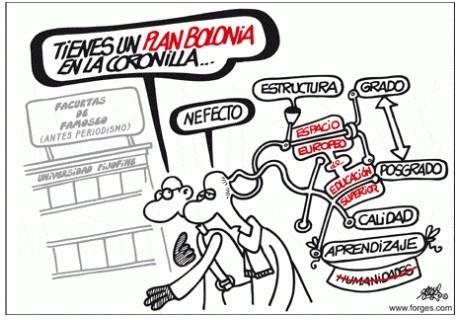 Tanto Bolonia para esto: En España, los recortes presupuestarios hacen el cambio inviable por @jordi_a | Pedalogica: educación y TIC | Scoop.it