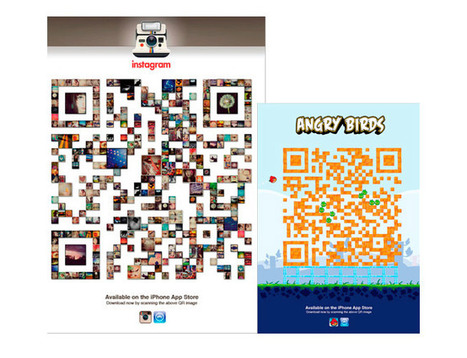 5 Genius Examples of QR Codes in Marketing | digital marketing strategy | Scoop.it