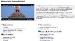 Google Course Builder: Initial Review | LearnDash | Learning is Life | Scoop.it