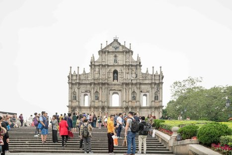 In Macau, Skipping the Casinos, but Embracing the Past | MyLuso News | Scoop.it