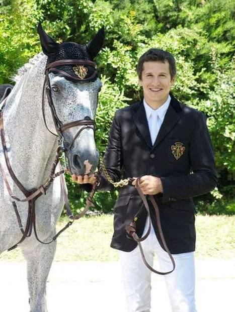 Gucci sponsorise Guillaume Canet dans ses activités équestres   Cheval et sport   Scoop.it