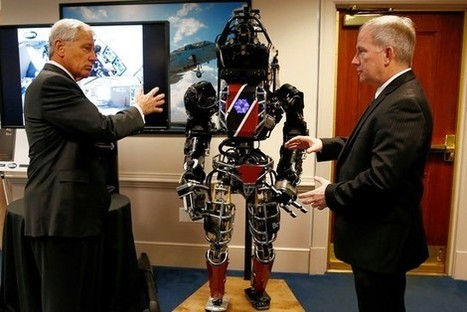 In Defense of Killer Robots - Wall Street Journal | Autonomous weapon systems | Scoop.it