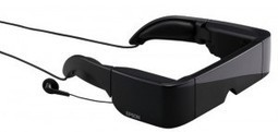 Epson Moverio BT-100, gafas multimedia con Android | VIM | Scoop.it