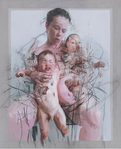 Jenny Saville - Gagosian Gallery | Art and Textiles in Education | Scoop.it