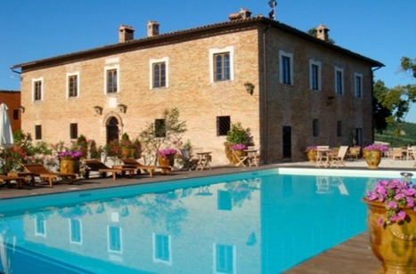 Best Le Marche Property: Casina del Duca, Pesaro Urbino | Le Marche Properties and Accommodation | Scoop.it