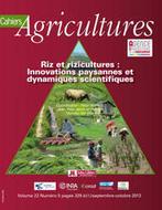 Riz et rizicultures : innovations paysannes et dynamiques scientifiques - CIRAD | International aid trends from a Belgian perspective | Scoop.it