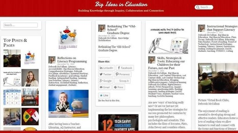Potential Power of Blogging for Pedagogy | learning by using iPads | Scoop.it