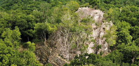 El Mirador, the Lost City of the Maya   Anthropology and Archaeology   Scoop.it