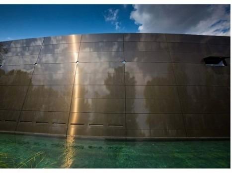 Philippe Starck signe son premier chai grand cru près de Bordeaux | Le vin quotidien | Scoop.it
