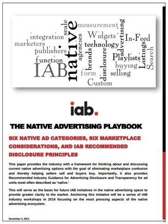 Native Advertising | Future of Advertising | Scoop.it
