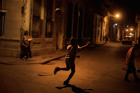 Havana Nights by Russell Monk #photojournalism | Images in 21st Century Communication | Scoop.it