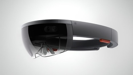 Reading books with HoloLens? Microsoft patent shows how it could work - GeekWire | Ebook and Publishing | Scoop.it
