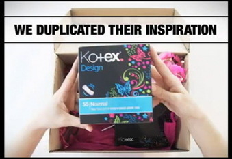 Kotex's Pinterest campaign draws nearly 700,000 impressions | Articles | Pinterest | Scoop.it
