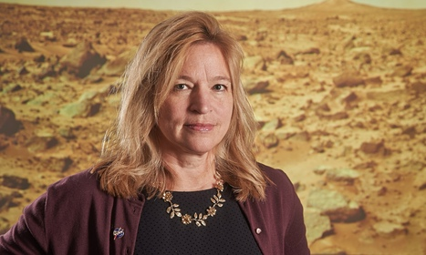 Nasa's Ellen Stofan interview: 'Our plan is to colonise Mars' | Knowmads, Infocology of the future | Scoop.it