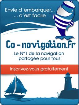 Co-navigation.fr : le N°1 de la navigation partagée pour tous | Le Bassin d'Arcachon | Scoop.it