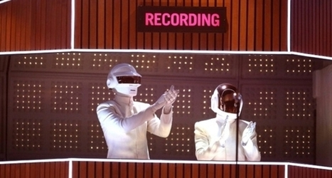 Daft Punk's Grammy rehearsal is our favourite video of the week | DJing | Scoop.it