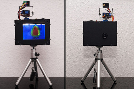 Cheap Thermocam - A cheap thermographic camera for everyone ! - Cheap-Thermocam   A cheap thermographic camera for everyone !   Open Source Hardware News   Scoop.it