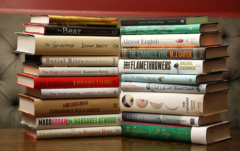 Baileys Women's Prize for Fiction announce the 2014 longlist including Audrey Magee and Eimear McBride | The Irish Literary Times | Scoop.it