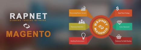 Rapnet to Magento | eCommerce Websites, Software Development Company | Scoop.it