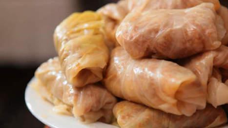 Sarma #recipe (stuffed cabbage rolls) #Serbia #food | Soul Food Recipes | Scoop.it