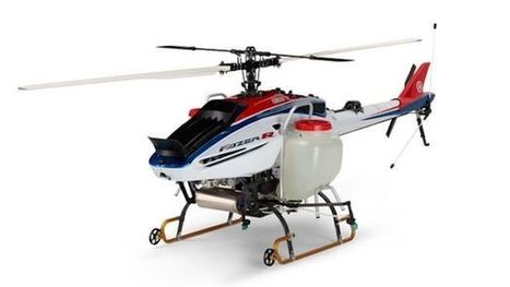 Autonomous Agricultural Helicopters : unmanned helicopter | Technology | Scoop.it