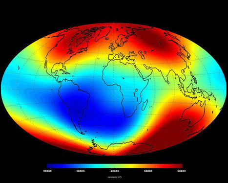 Earth's Electromagnetic Field Is Weakening | IFLScience | Remembering tomorrow | Scoop.it