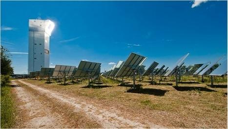 DESERTEC, UN CONCEPT PROPREMENT INCROYABLE-1ère partie | | Les énergies renouvelables en Suisse | Scoop.it