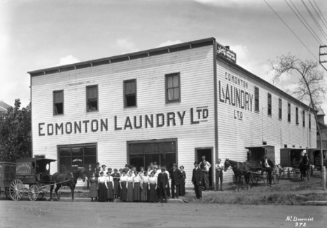 Edmonton's Lost Laundries - Edmonton Heritage Council   The Education of Chinese Americans   Scoop.it