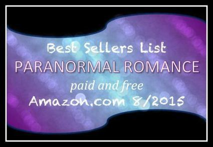 This Week's Paranormal Romance Bestsellers | For Lovers of Paranormal Romance | Scoop.it