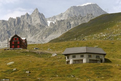 Rooms without a view: Swiss army bunkers given a new lease of life | Mountain huts | Scoop.it
