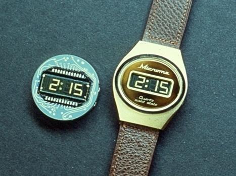 Intel's 1st Smart Watch - Gordon Moore's $15M Lesson | iObjets | Objets Connectés | Scoop.it