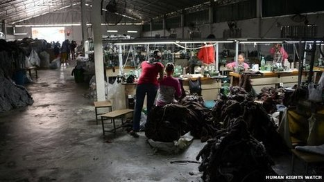 Retailers accused of labour abuses | Haak's APHG | Scoop.it