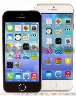 Harga Apple iPhone 6 dan Spesifikasi | Berita terkini | Scoop.it