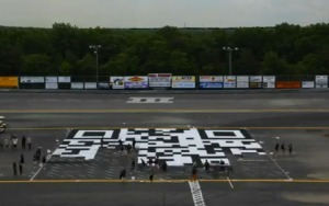10,000-Square-Foot QR Code Possibly the Largest Ever | Creative Guerrilla Marketing | QR Codes in the News! | Scoop.it
