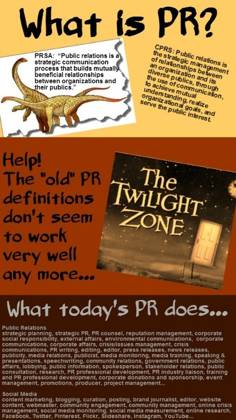 Definition of PR? Don't Fence Me In | The PR Coach | Social Video Success Strategies | Scoop.it
