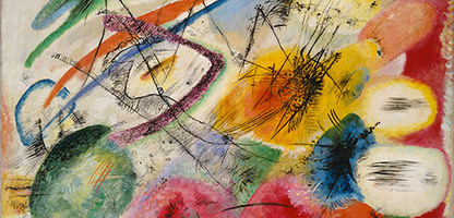 """""""Nothing Whatever to Do with an Object""""—Kandinsky's First Abstract Works, 100 Years Later - Guggenheim Blogs   Art contemporain et histoire de l'art   Scoop.it"""